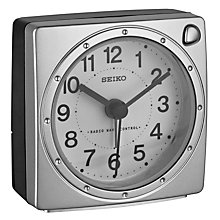 Buy Seiko Radio Controlled Alarm Clock Online at johnlewis.com