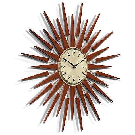 Buy Newgate Pluto Wall Clock, Dia. 65cm Online at johnlewis.com