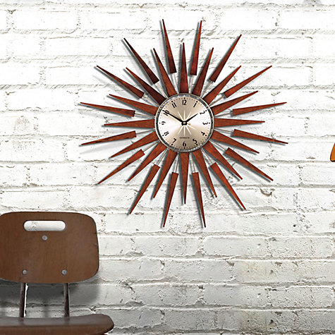 Buy Newgate Plutog Wall Clock, Dia.65cm Online at johnlewis.com