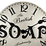 Buy Newgate Soap Wall Clock, Dia.40cm Online at johnlewis.com