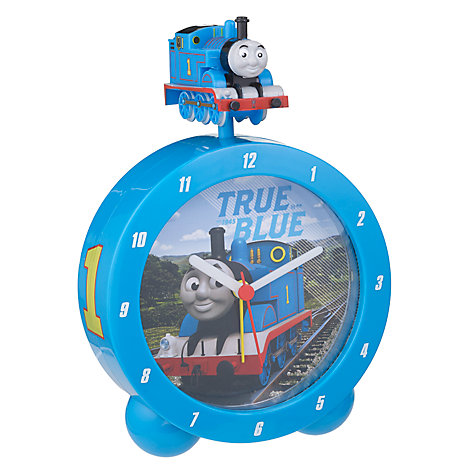Buy Zeon Thomas the Tank Engine Topper Alarm Clock Online at johnlewis.com