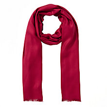 Buy John Lewis Heavyweight Viscose Scarf Online at johnlewis.com