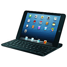 Buy Logitech Ultrathin Keyboard Cover for iPad mini & iPad mini with Retina display, Black plus FREE Logitech iPhone/ iPod touch Gaming Controller Online at johnlewis.com