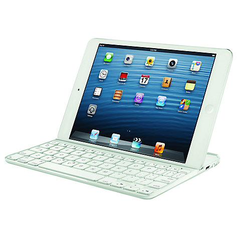 Buy Logitech Ultrathin Keyboard Cover for iPad mini & iPad mini with Retina display Online at johnlewis.com