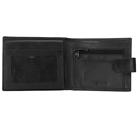 Buy John Lewis Bi-Fold Tab Leather Wallet Online at johnlewis.com