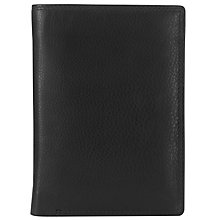Buy John Lewis Shirt Wallet, Black Online at johnlewis.com