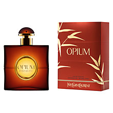 Buy Yves Saint Laurent Opium Limited Edition Eau de Toilette, 50ml Online at johnlewis.com