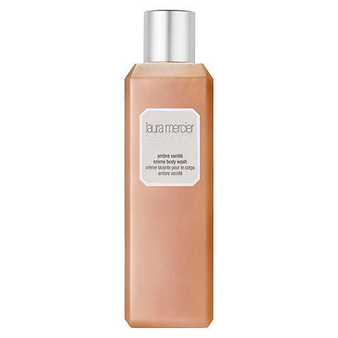 Buy Laura Mercier Ambre Vanillé Crème Body Wash, 200ml Online at johnlewis.com