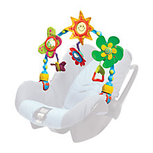 Buy Tiny Love Sunny Stroll Car Seat Arch Toy Online at johnlewis.com