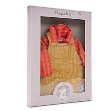 Buy Ragtales Dungarees and Shirt Set Online at johnlewis.com