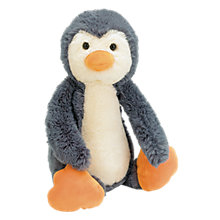 Buy Jellycat Bashful Penguin, Medium Online at johnlewis.com