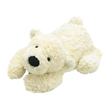 Buy Jellycat Tumblie Polar Bear, Medium Online at johnlewis.com