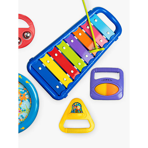 Buy Halilit Toddler Music Orchestra Set Online at johnlewis.com