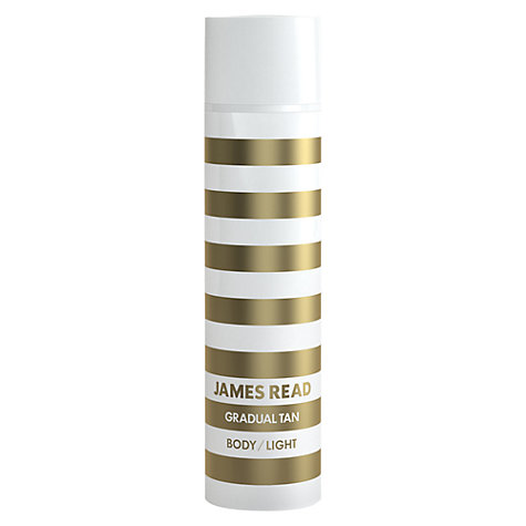 Buy James Read Gradual Body Tan Online at johnlewis.com