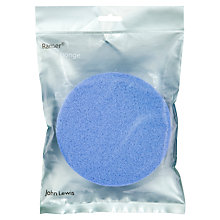 Buy John Lewis Bath Sponge , Blue Online at johnlewis.com