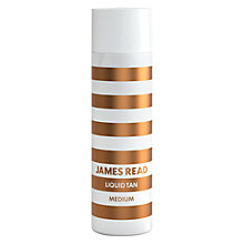 Buy James Read Liquid Tan Medium, 250ml Online at johnlewis.com