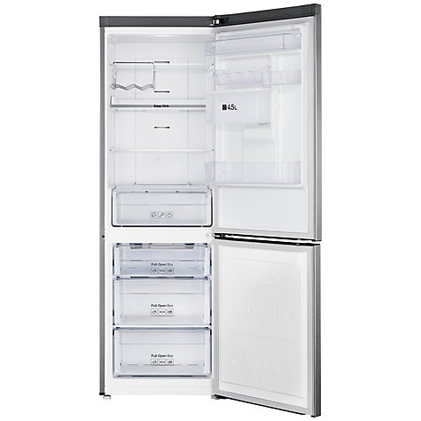 Buy Samsung RB31FDRNDSA Fridge Freezer, Silver Online at johnlewis.com