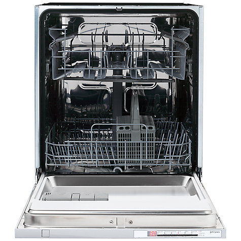 Buy John Lewis JLBIDW1203 Integrated Dishwasher Online at johnlewis.com