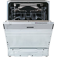 Buy John Lewis JLBIDW1204 Integrated Dishwasher Online at johnlewis.com
