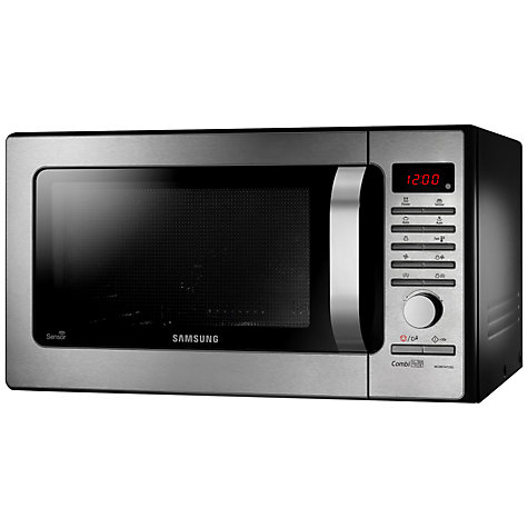 Buy Samsung MC285TATCSQ Combination Microwave, Stainless Steel Online at johnlewis.com