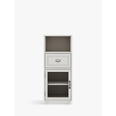 John Lewis Apothecary Single Towel Cupboard