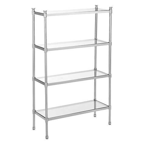 Buy John Lewis Restoration Wide Bathroom Shelf Unit Online at johnlewis.com