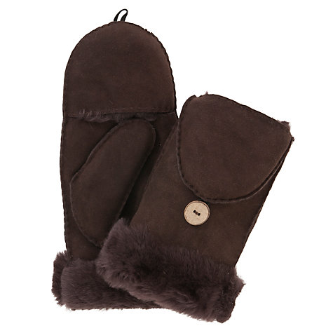 Buy John Lewis Sheepskin Hunter Mitts Online at johnlewis.com