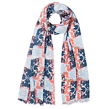 Buy Lola Rpse Floral Kaleidoscope Print Scarf, Multi Online at johnlewis.com