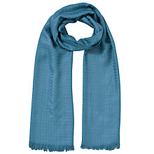 Buy COLLECTION by John Lewis Parque Jacquard Scarf Online at johnlewis.com