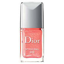 Buy Dior Vernis Spring Online at johnlewis.com