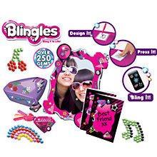 Buy Blingles Accessory Pack Online at johnlewis.com