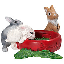 Buy Schleich Pets: Baby Rabbits Online at johnlewis.com