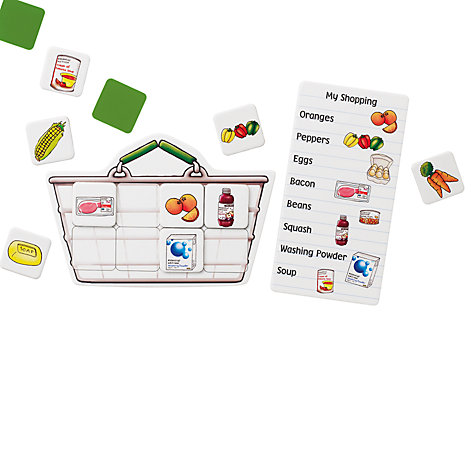 Buy John Lewis Shopping Basket Game Online at johnlewis.com