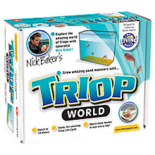 Buy My Living World - Nick Baker's Triop World Kit Online at johnlewis.com