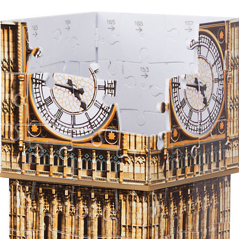 Buy Ravensburger 3D Puzzle, Big Ben Online at johnlewis.com