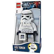 Buy Lego Star Wars Stormtrooper LED Torch Online at johnlewis.com