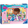 Buy Disney Giant Floor Jigsaw Puzzle, Doc McStuffins, 24 Pieces Online at johnlewis.com