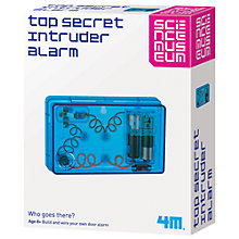 Buy Science Museum Top Secret Intruder Alarm Kit Online at johnlewis.com