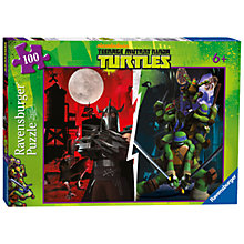Buy Teenage Mutant Ninja Turtles Puzzle, 100 Pieces Online at johnlewis.com