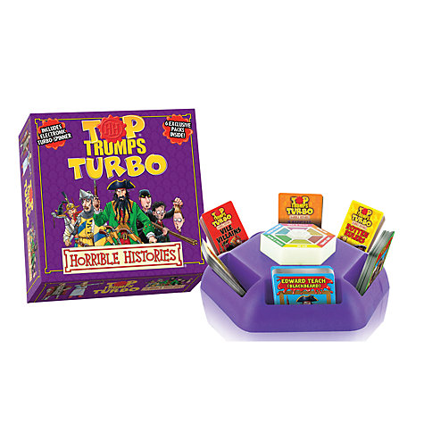Buy Top Trumps Tournament, Horrible Histories Online at johnlewis.com