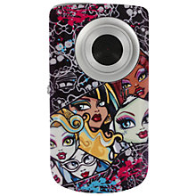 Buy Monster High Video Recorder Online at johnlewis.com
