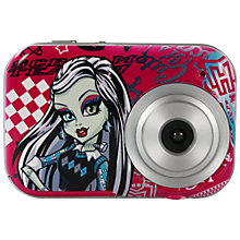 Buy Monster High Digital Camera, 2.1MP Online at johnlewis.com