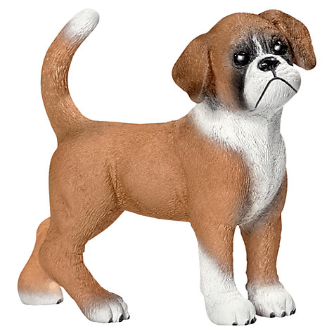Buy Schleich Pets: Boxer Puppy Online at johnlewis.com