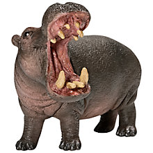 Buy Schleich Wild Animals: Hippopotamus Online at johnlewis.com
