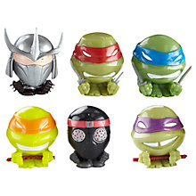 Buy Teenage Mutant Ninja Turtles Mash'em Figure, Assorted Online at johnlewis.com
