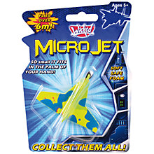 Buy Wicked Micro Jet, Assorted Online at johnlewis.com