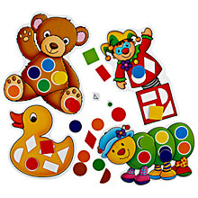 Buy John Lewis Colour and Shape Matching Game Online at johnlewis.com
