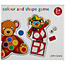 John Lewis Colour and Shape Matching Game