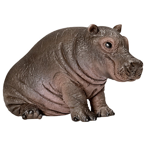 Buy Schleich Wild Animals: Hippo Calf Online at johnlewis.com