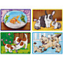 John Lewis My Pets 4-in-a-Box Puzzle, 30 Pieces